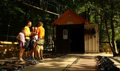 Parc d'aventure Chalon-sur-Saône